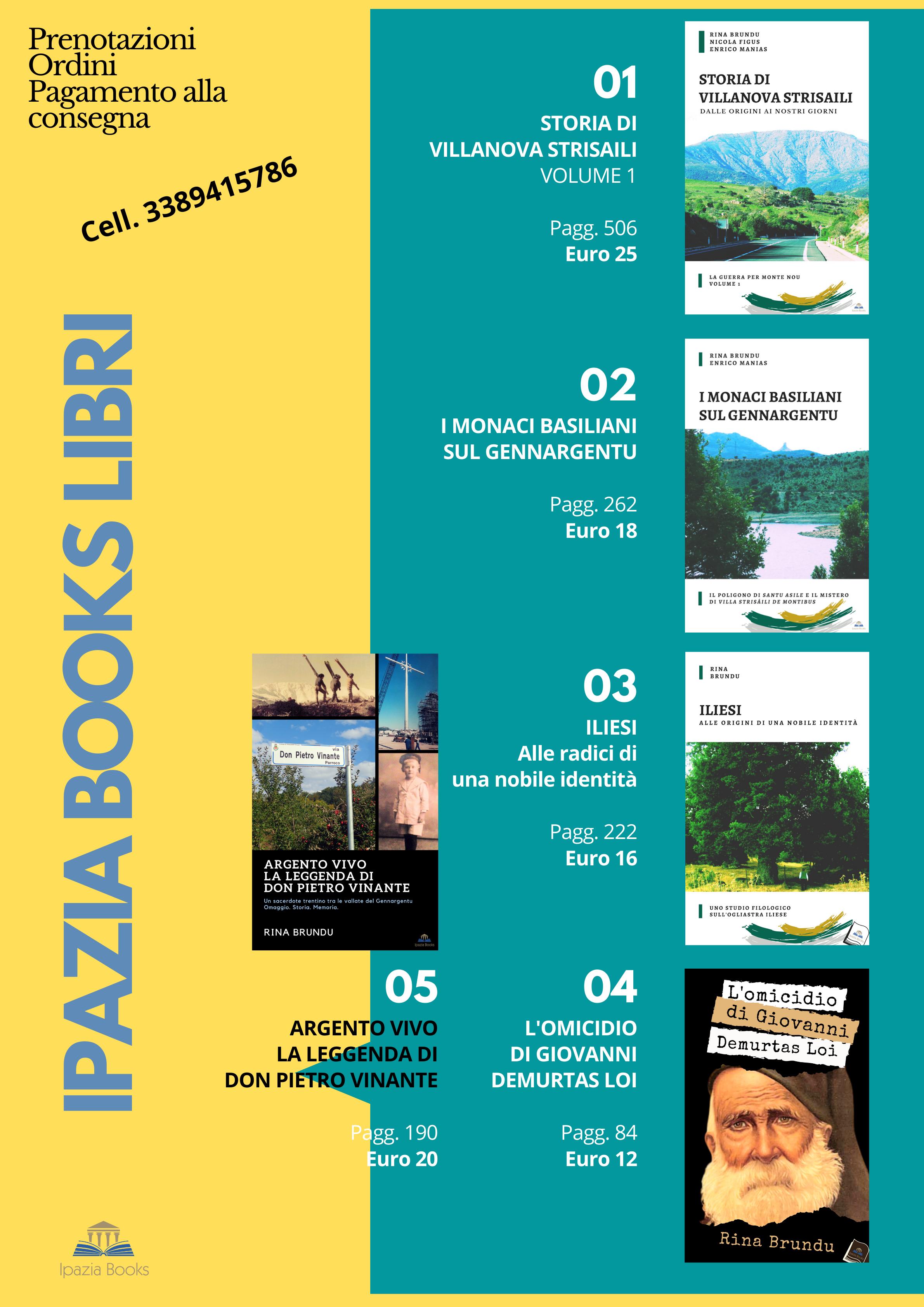 Ipazia Books vendita diretta 2021